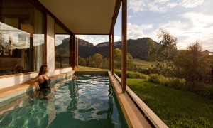 Emirates One&Only Wolgan Valley - Heritage Suite Swimming Pool