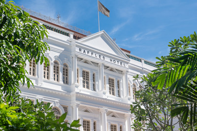 The return of a legend - Raffles Singapore officially reopens (CNW Group/Raffles Hotels & Resorts)
