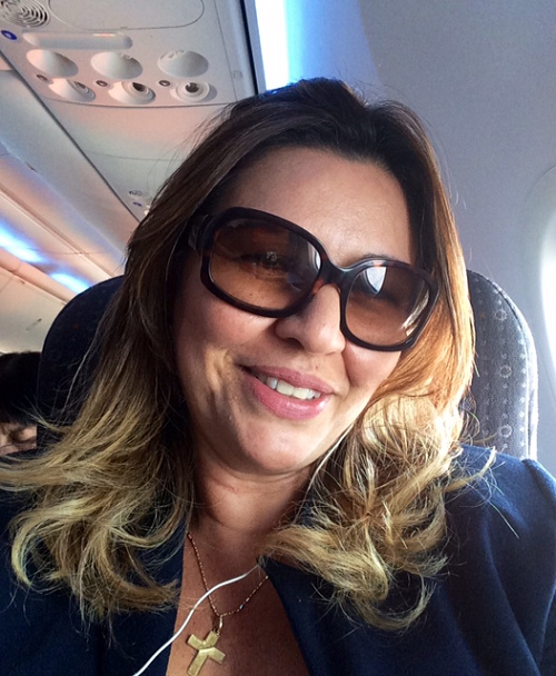 regina avião