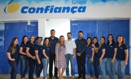 Equipe Grupo Confiança Brasília