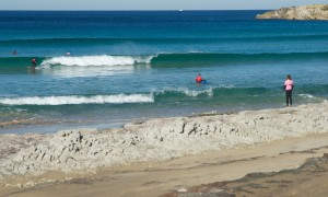 Baleal Surf Camp Peniche Portugal Group Surf Class