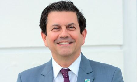 Secretário de Estado de Turismo do Rio Otavio Leite