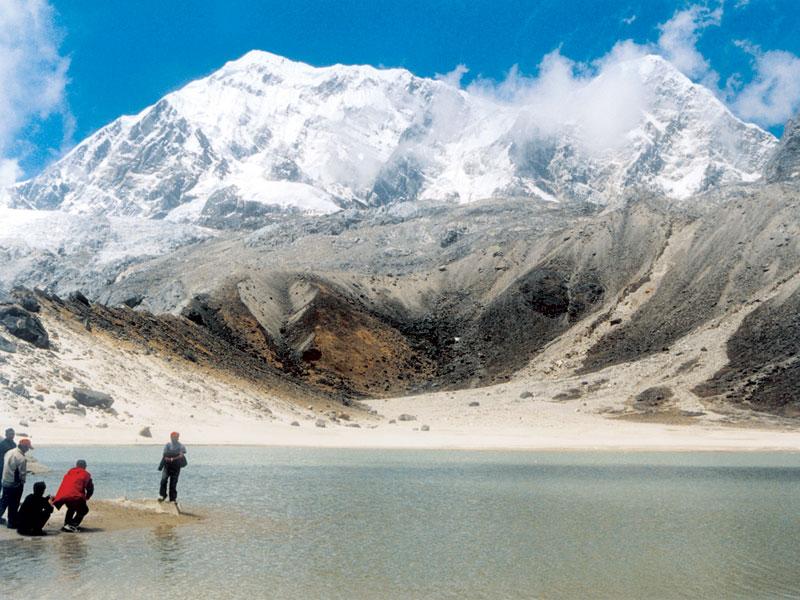 Nepal Mountains - Credito Nepal Tourism Board