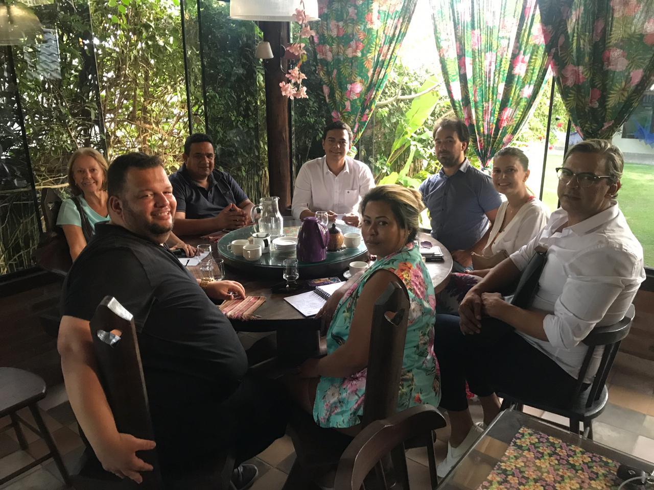 Reunião Genipabu - agosto 2019