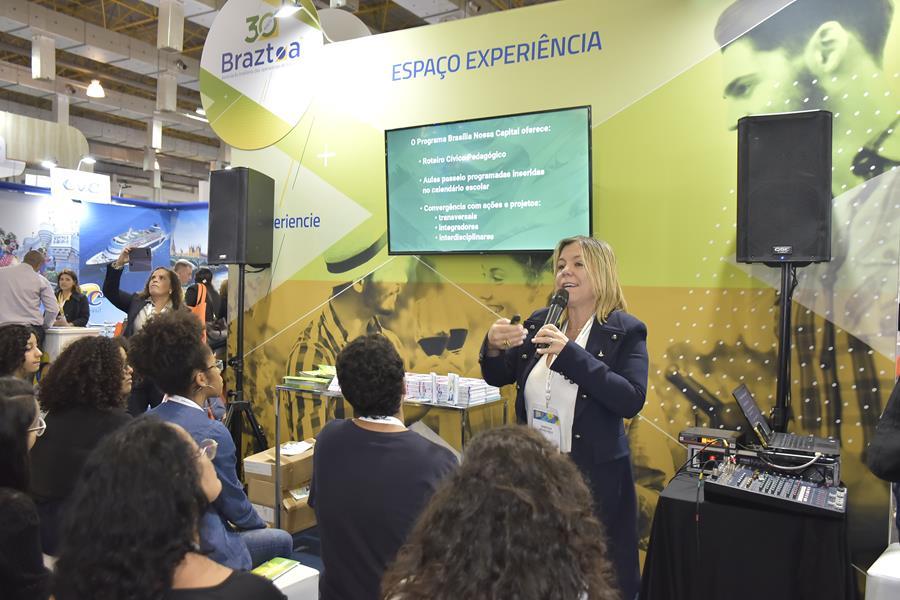 Vanessa Mendonça (Secretária de Turismo do DF)