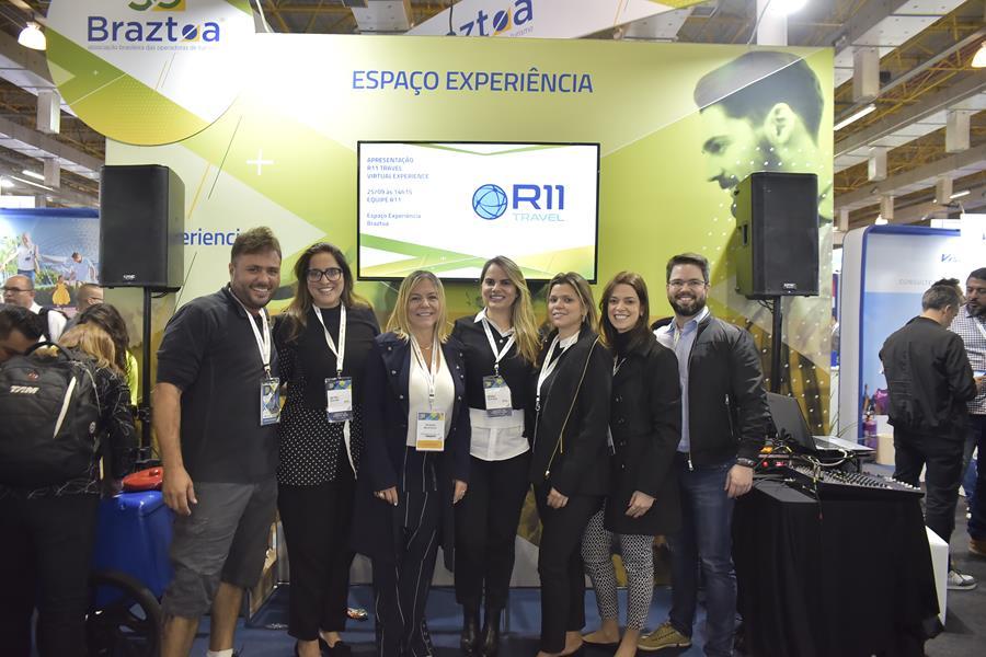 Nova geração do Turismo de Brasília com a Secretária