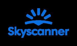Skyscanner Primary logo - online
