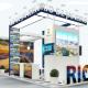 Estande da Setur-RJ na Festuris promove o turismo no Estado - Imagem meramente ilustrativa