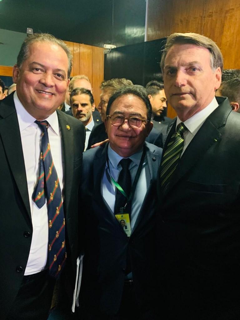 Foto Bolsonaro - novembro