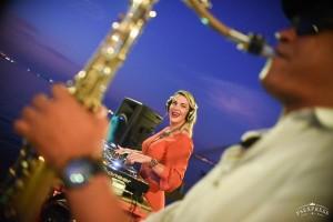 Prislla e Andy Drumond no Flutuante Rio