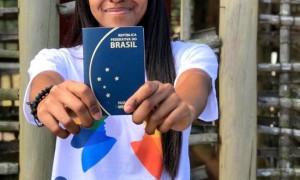 Elisabete Araújo - aluna Soul Bilingue viajou com tudo pago para o Canadá