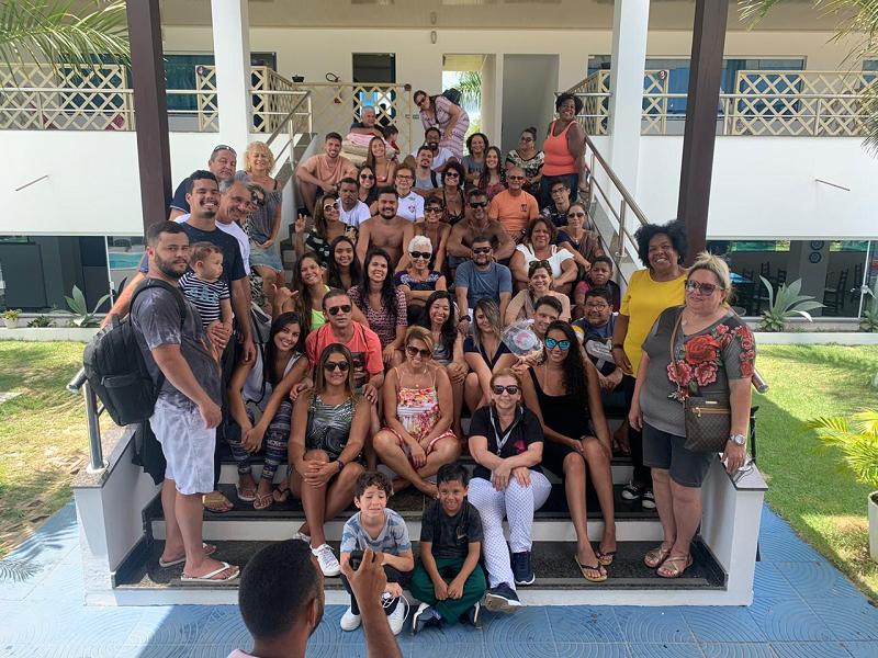 Foto da Excursão da Caliandra Turismo