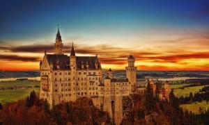 Castelo de Neuschwanstein_Alemanha