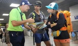 Receptivo aeroporto_Fotos Welber Santiago_Guias e Monitores (3)