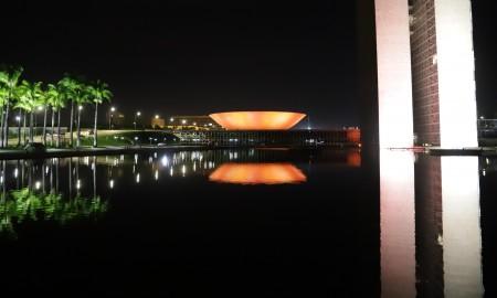 Congresso Nacional, Brasília-DF.Foto Luís Tajes/Setur-DF