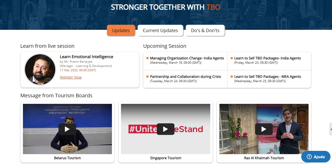 Stronger Together With TBO 2