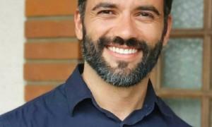 secretário de Turismo de Gramado, Francisco Rafael Carniel de Almeida
