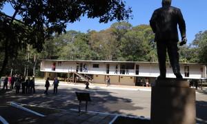 Museu do Catetinho.Foto Luís Tajes/Setur-DF