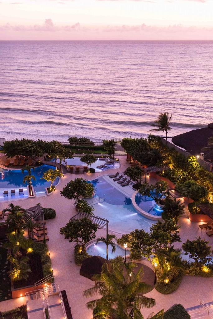 Vogal Luxury Beach Hotel & SPA_área externa_ Cred. GustavoDantas, (2)